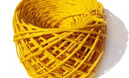 Плетение из бумажного шпагата – бизнес с творческой ноткой