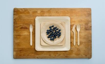 Посуда из натуральных материалов
