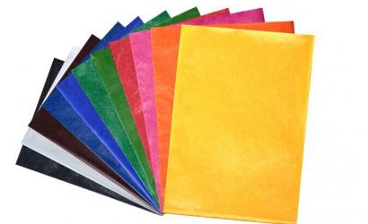 Современная упаковочная бумага