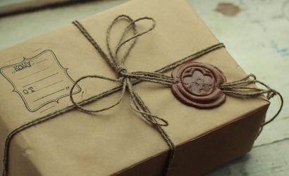 Бумажный шпагат под сургуч – элегантная простота