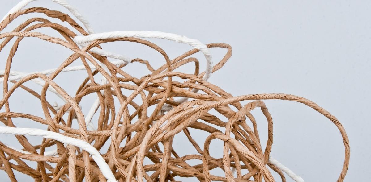 бумажный шнур от производителя