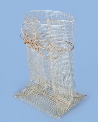 Бьюти-сумочка из сизалевого волокна