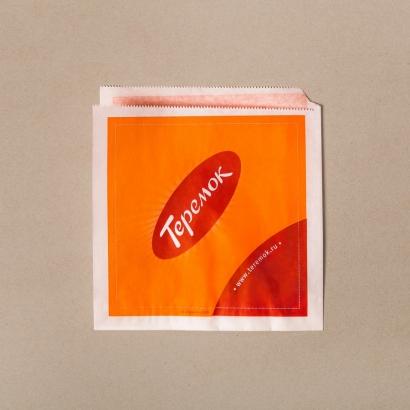 Бумажная упаковка для фаст-фуда