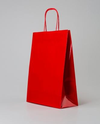 Бумажный пакет подарочный